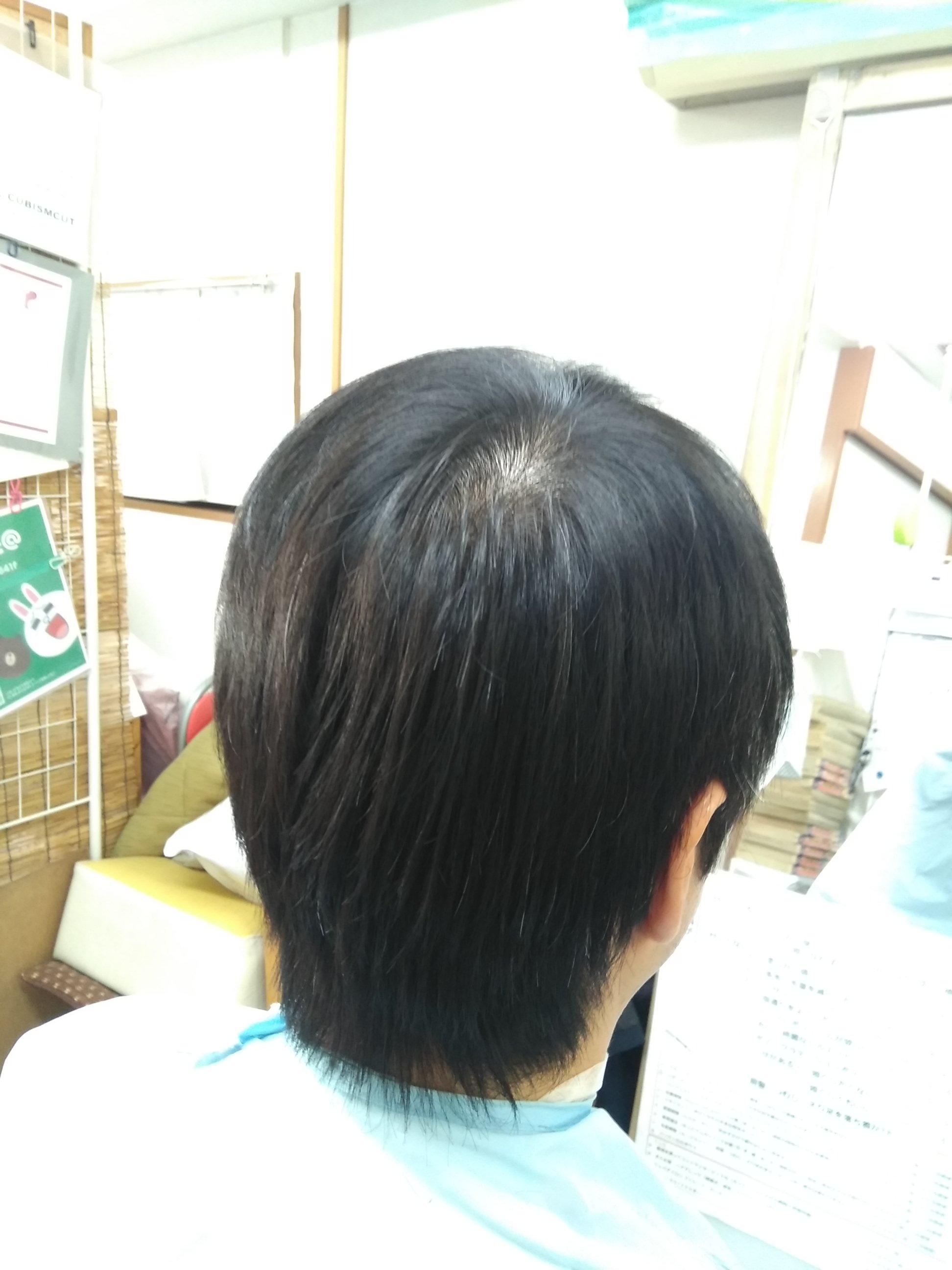 キュビズムカット くせ毛 ⑥ 200110