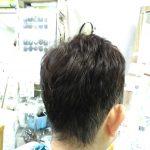 キュビズムカット くせ毛 ⑤ 200122