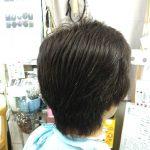 キュビズムカット くせ毛 200403