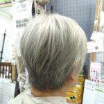 キュビズムカット くせ毛 ⑥ 200528