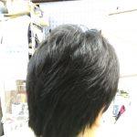 キュビズムカット くせ毛 200617