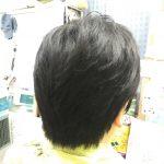 キュビズムカット くせ毛 200926