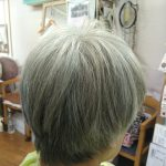 キュビズムカット くせ毛 ⑧ 210312