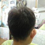 キュビズムカット くせ毛 ⑧ 210331