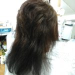 キュビズムカット くせ毛 ⑥ 210428