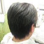 キュビズムカット くせ毛 ⑥ 210507